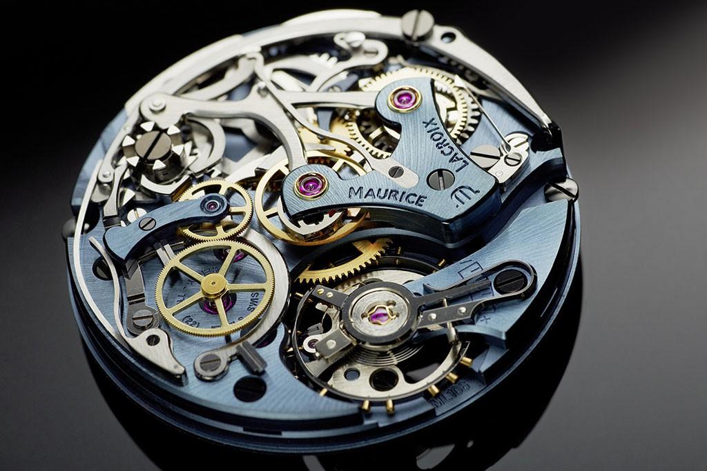Uhr von Maurice Lacroix; Foto: Maurice Lacroix