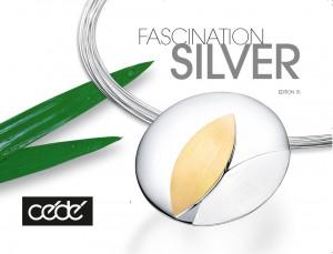 Link: Ohrringe Silber aus der Schmuckkollektion von cede