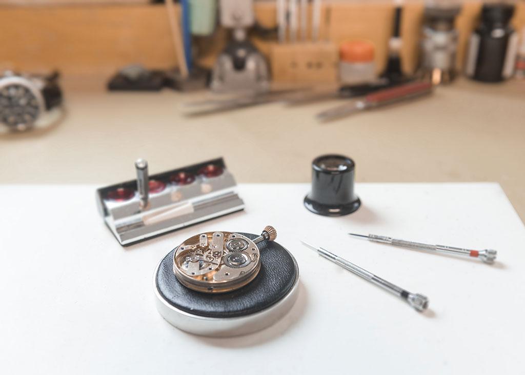 Wasserdichtigkeit bei Armbanduhren